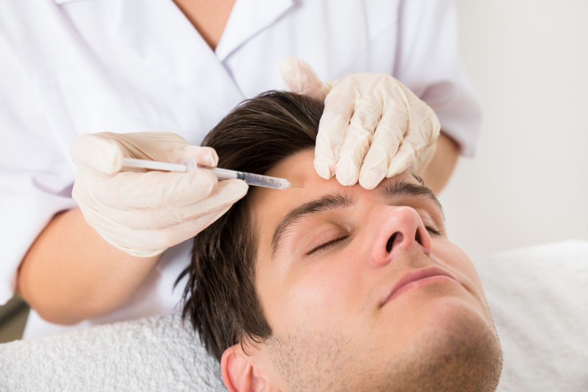 Why More Men Are Getting Botox 1